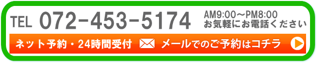 電話番号は072-453-5174です。