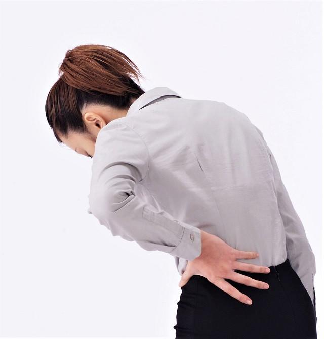 腰痛の画像です