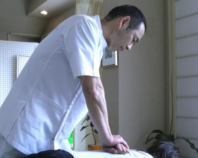 背骨の調整・自律神経失調症